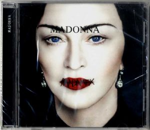 MADAME X - USA 13 TRACK STANDARD CD ALBUM